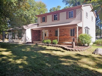 2873 Scottwood, Genoa Twp, MI 48114 - MLS#: 543259396