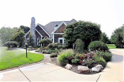 3251 Golfview Drive, Lodi Twp, MI 48176 - MLS#: 543259555
