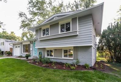 2808 Brandywine Drive, Ann Arbor, MI 48104 - MLS#: 543259761