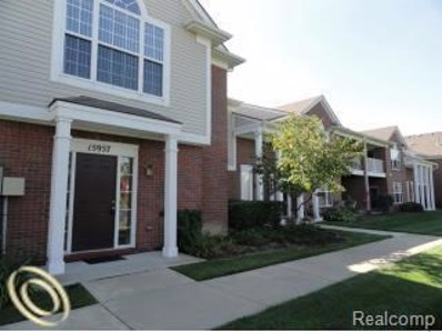 15957 Morningside, Northville, MI 48168 - MLS#: 543259870