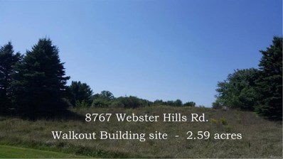8767 Webster Hills Road, Webster, MI 48130 - MLS#: 543259878