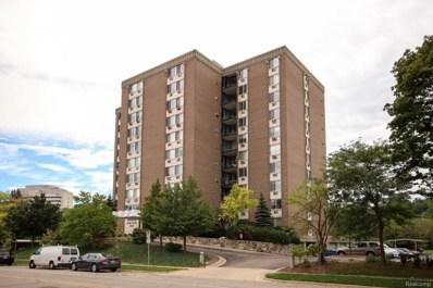 1050 Wall Street UNIT 6D, Ann Arbor, MI 48105 - MLS#: 543260000