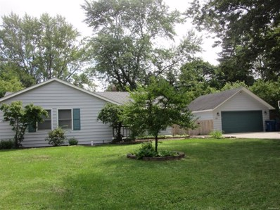 2911 Grant Dr., Pittsfield, MI 48108 - MLS#: 543260163