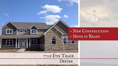 7701 Fox Trace Road, Webster Twp, MI 48130 - MLS#: 543260183