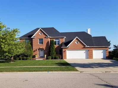 1834 Briar Ridge Drive, Pittsfield, MI 48108 - MLS#: 543260293