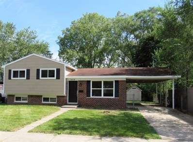 1489 Harry Street, Ypsilanti Twp, MI 48198 - MLS#: 543260357