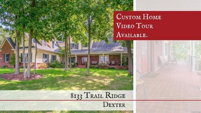 8133 Trail Ridge, Webster Twp, MI 48130 - MLS#: 543260385