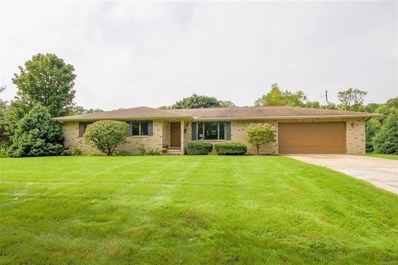 4898 Shepper Road, Stockbridge, MI 49285 - MLS#: 543260405