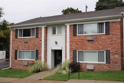 525 Fairbrook Street UNIT 201, Northville - Wayne, MI 48167 - MLS#: 543260457