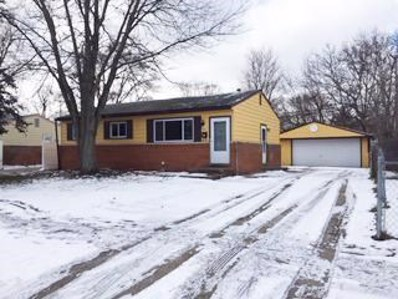 1062 Nash Avenue, Ypsilanti Twp, MI 48198 - MLS#: 543260463