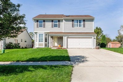 7184 Copper Creek Drive, Ypsilanti Twp, MI 48197 - MLS#: 543260677