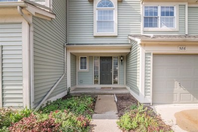 586 Liberty Pointe Drive, Ann Arbor, MI 48103 - MLS#: 543260874