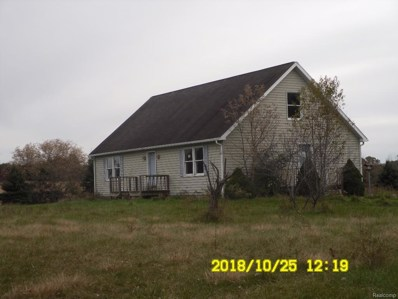 11499 Orban Road, Grass Lake Twp, MI 49240 - MLS#: 543261228