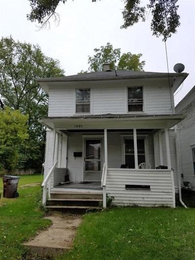 1905 Plymouth Street, Jackson, MI 49203 - MLS#: 543261400