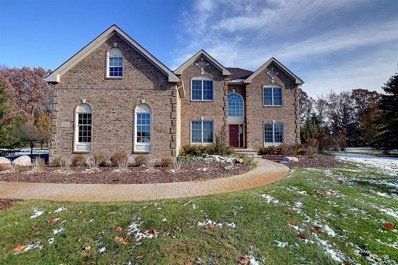 7720 Secretariat Drive, Pittsfield Twp, MI 48176 - MLS#: 543261578