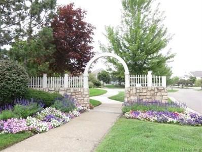 1523 Long Meadow Trail, Pittsfield, MI 48108 - MLS#: 543261767