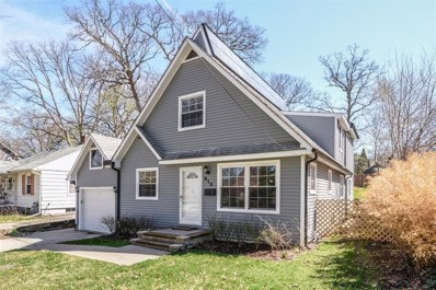 915 S Seventh Street, Ann Arbor, MI 48103 - MLS#: 543264668