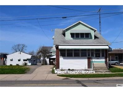 818 N Francis St, City Of Jackson, MI 49202 - MLS#: 55201601452
