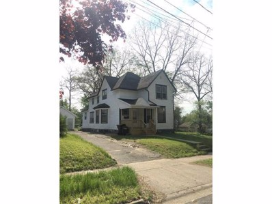 1215 Maple Ave, City Of Jackson, MI 49203 - MLS#: 55201701551