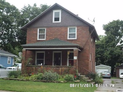 224 N Webster St, City Of Jackson, MI 49202 - MLS#: 55201703050