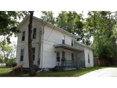 231 W Biddle, City Of Jackson, MI 49203 - MLS#: 55201703092