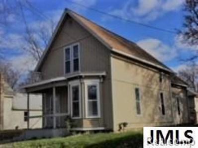 943 Williams St, City Of Jackson, MI 49203 - MLS#: 55201704230