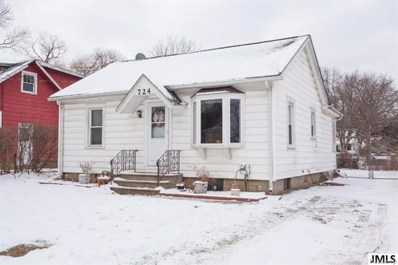724 21ST St, Summit, MI 49203 - MLS#: 55201800297