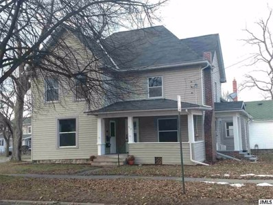 912 W Franklin, City Of Jackson, MI 49203 - MLS#: 55201800349