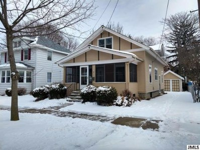 313 S Grinnell, City Of Jackson, MI 49230 - MLS#: 55201800403