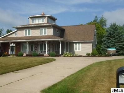 8474 Van Horne Estates Dr, Rives, MI 49277 - MLS#: 55201800420