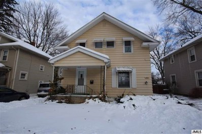 437 Orange St, City Of Jackson, MI 49202 - MLS#: 55201800469