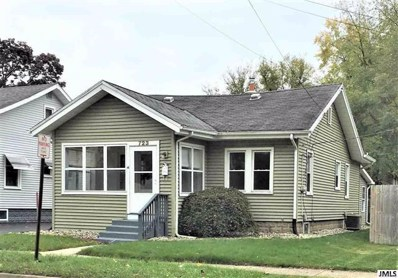 723 W Morrell St, City Of Jackson, MI 49203 - MLS#: 55201800554