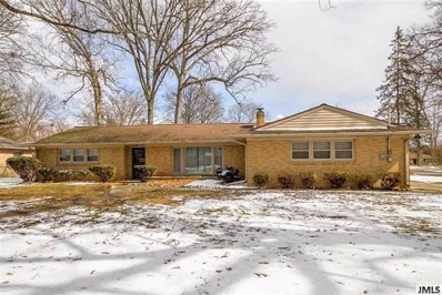 1051 S Brown, City Of Jackson, MI 49203 - MLS#: 55201800753