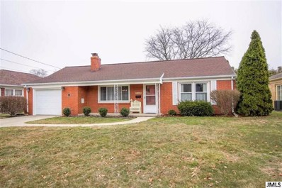 1025 S Durand St, City Of Jackson, MI 49203 - MLS#: 55201800974