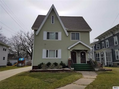 907 W Washington Ave, City Of Jackson, MI 49203 - MLS#: 55201801048