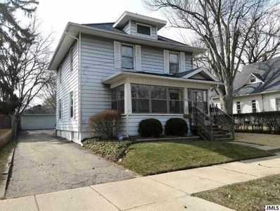 1010 Fourth St, City Of Jackson, MI 49203 - MLS#: 55201801118
