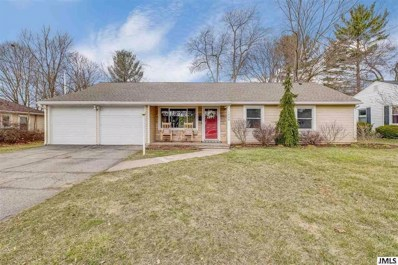1008 S Higby, City Of Jackson, MI 49203 - MLS#: 55201801151
