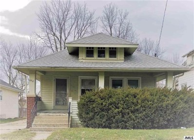 182 W Euclid Ave, City Of Jackson, MI 49203 - MLS#: 55201801154