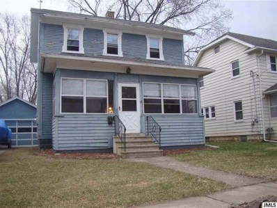 519 Seventh St, City Of Jackson, MI 49203 - MLS#: 55201801195