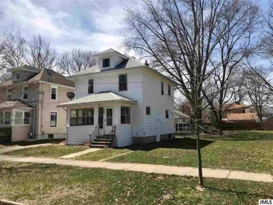 520 N Pleasant St, City Of Jackson, MI 49202 - MLS#: 55201801353