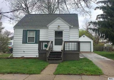 762 Elmwood, City Of Jackson, MI 49203 - MLS#: 55201801487
