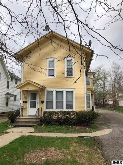 708 Steward Ave, City Of Jackson, MI 49202 - MLS#: 55201801524
