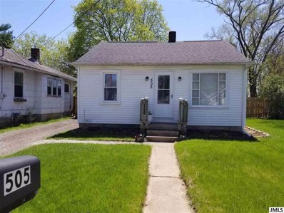 505 E Bird, Summit, MI 49203 - MLS#: 55201801528