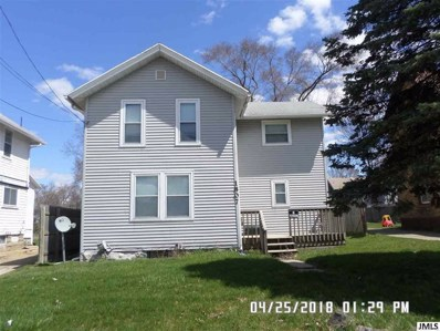 1807 Francis St, City Of Jackson, MI 49203 - MLS#: 55201801691