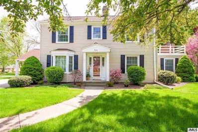 701 S Durand St, City Of Jackson, MI 49203 - MLS#: 55201801750