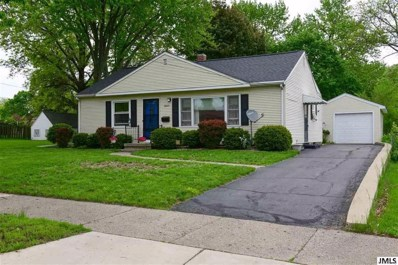 1005 S Durand St, City Of Jackson, MI 49203 - MLS#: 55201801788