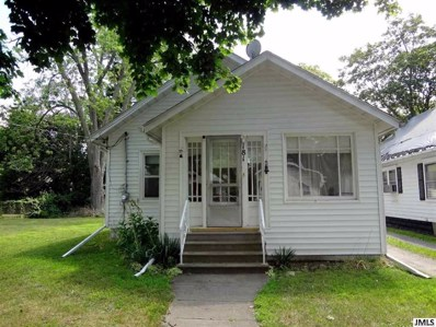 181 Euclid Ave, City Of Jackson, MI 49203 - MLS#: 55201802005