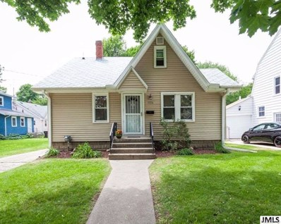 1128 Third St, City Of Jackson, MI 49203 - MLS#: 55201802299