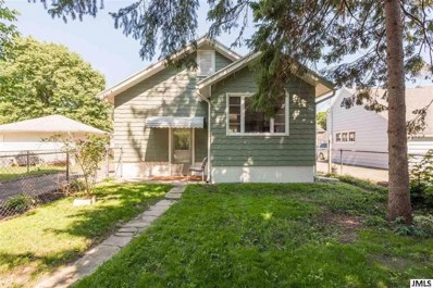1006 Sixth St, City Of Jackson, MI 49203 - MLS#: 55201802364