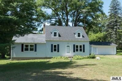 6750 Baldwin, Grass Lake, MI 49240 - MLS#: 55201802407
